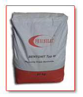 Phrikolat Bentonite Type W
