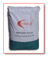 Phrikolat Bentonite W plus